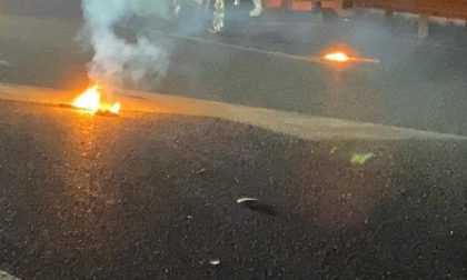 Tremendo incidente sulla A26, quattro auto coinvolte – FOTOGALLERY
