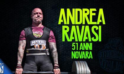 Il nuovo ct della nazionale di Strongman è l'aronese Andrea Ravasi