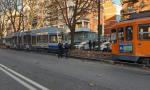 Scontro tra due tram a Torino: 14 i feriti