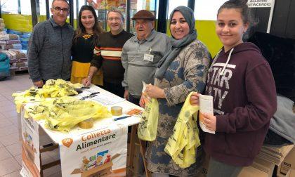 In provincia di Novara donate 72 tonnellate di cibo