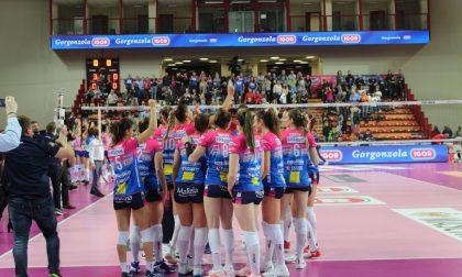 Ultima fatica del 2019 per la Igor Volley