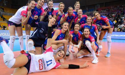 Igor Volley: ancora un successo al Mondiale per Club
