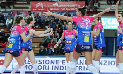 La Igor Volley torna alla vittoria in campionato