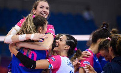 Igor Volley: semifinale mondiale con l'Eczacibasi