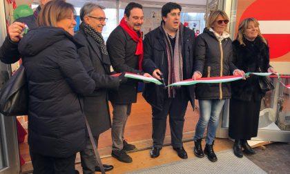 Novara, aperto il Mercatino della solidarietà