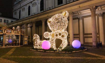 """Natale a Novara: """"Prendi tutto il bello della città"""""""