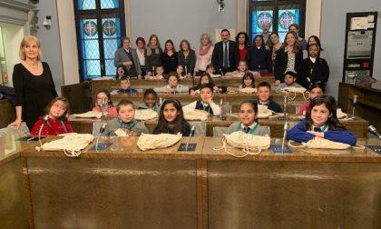 Ecco il nuovo consiglio comunale dei bambini di Novara