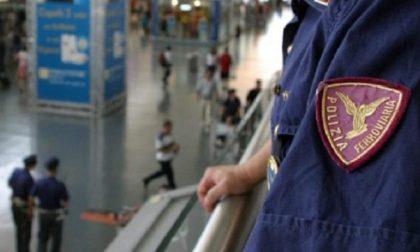 Picchia due agenti: novarese arrestato a Roma