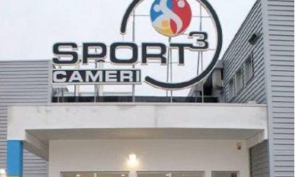 Acque agitate allo SportCube di Cameri