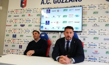 Antonio Soda si è ripreso il Gozzano Calcio