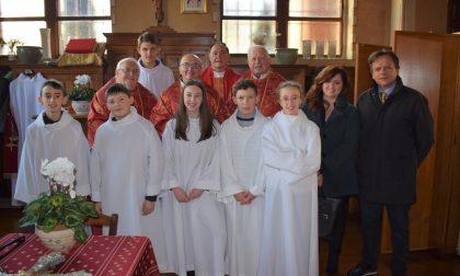 A Borgomanero celebrata la ricorrenza per Santo Stefano