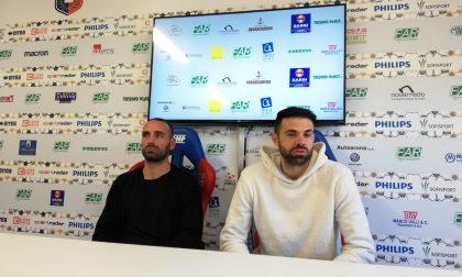 Il Gozzano Calcio si prepara al derby con la Pro Vercelli