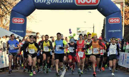 Mezza Maratona di San Gaudenzio con 1.500 iscritti