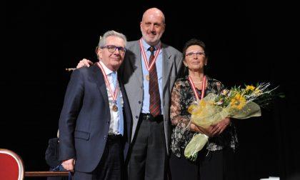 Premiati Novaresi dell'anno e Benemeriti della solidarietà
