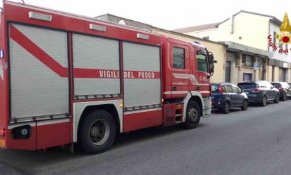 Novara: incendio al centro di culture contemporanee