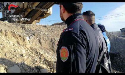 Marano Ticino sequestrata azienda di rifiuti con 6 ettari di discarica abusiva