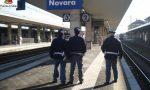 A bordo del treno senza biglietto: beccato a Novara aggredisce gli agenti Polfer