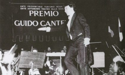 Premio Guido Cantelli torna a Novara dopo 40 anni