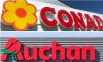 Passaggio Auchan Conad da shock: chiesta cassa integrazione per 5.323 dipendenti su 8.873