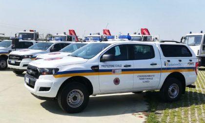 500mila euro per nuovi mezzi per la Protezione Civile dalla Fondazione Crt