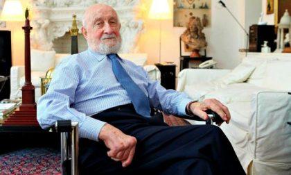 Coronavirus: muore l'architetto novarese Vittorio Gregotti