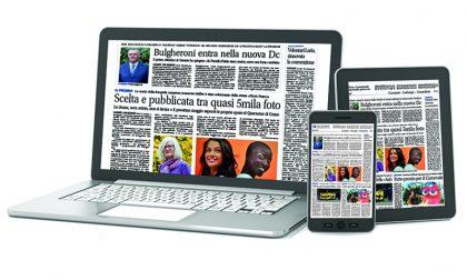 Novara Oggi, Giornale di Arona e BorgomaneroWeek in versione sfogliabile online a un prezzo speciale