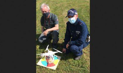 """Controlli nel Novarese: """"Anche con il drone abbiamo constatato che la gente è rimasta a casa"""""""