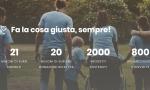 Il cuore di Novara batte per la solidarietà