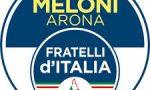 """Arona Fratelli d'Italia: """"Mai alleanza col Pd. Facciamo coalizione di centrodestra"""""""