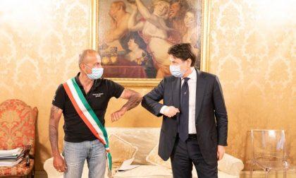 """Sindaco Divignano incontra Conte: """"missione compiuta"""""""