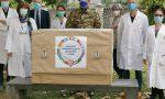 I soldati italiani impegnati in Libano donano 2000 mascherine al Santissima Trinità