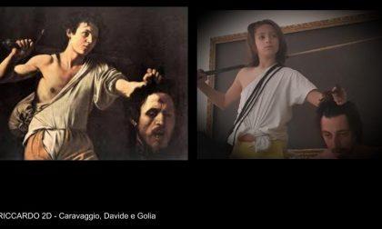 """Gli studenti del Don Bosco di Borgomanero """"entrano"""" nelle opere d'arte"""