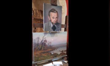 Mostra virtuale sulle opere dell'invoriese Artino Giroldi