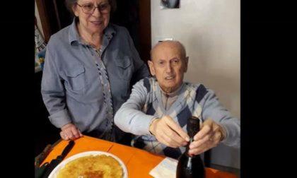 Paruzzaro: lo storico fondatore del Market Luigino compie 80 anni