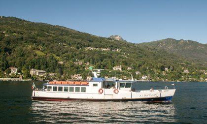 Navigazione lago Maggiore: torna il battello da Arona ad Angera