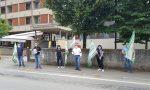 """Cisl in protesta all'Opera Pia Curti di Borgomanero: """"Giustizia per le Rsa"""""""