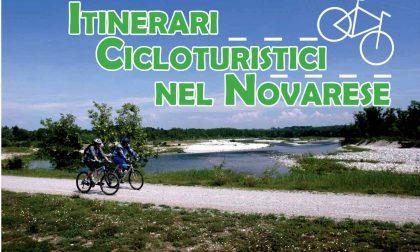Con il Corriere di Novara e Atl gli itinerari cicloturistici