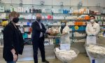 Novara: mascherine della Regione in distribuzione gratuita nelle farmacie
