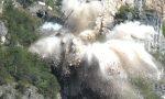 Anas chiude il Sempione nel Vco per una roccia pericolante