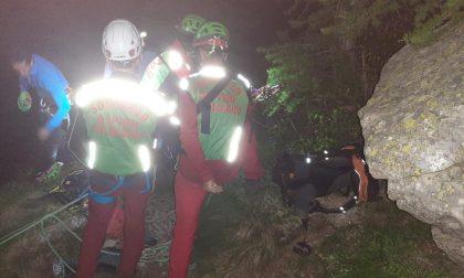 Escursionista trovato morto in un torrente