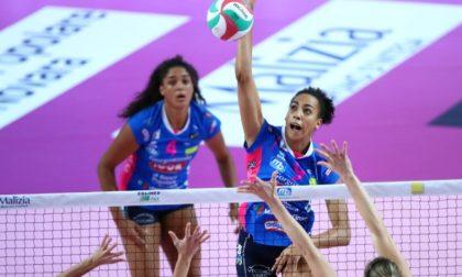 Igor Volley: il ritorno di Sara Bonifacio