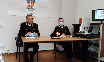 Maxi operazione antidroga: duro colpo agli spacciatori della movida di Arona – VIDEO