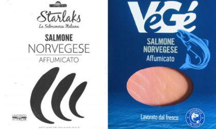 Salmone affumicato ritirato per rischio listeria: è prodotto a Borgolavezzaro