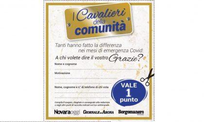 Aiutaci a trovare i Cavalieri della Comunità: la nuova iniziativa di Novara Oggi e Giornale di Arona