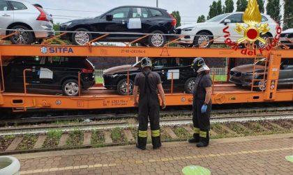 Treno investe uomo a Sesto Calende: circolazione sospesa verso Milano