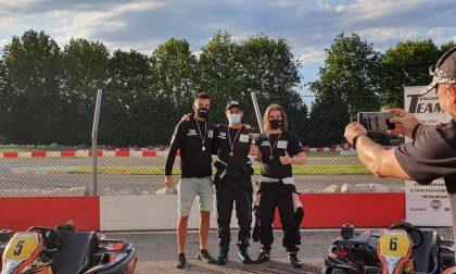 In Veneto il Toscano Racing Team porta i colori Netweek sul podio