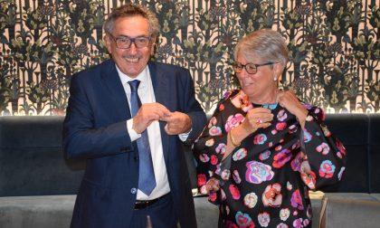 Il nuovo presidente del Lions Club Host di Borgomanero è l'ex sindaco Anna Tinivella