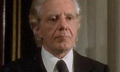 Addio all'attore Gianrico Tedeschi