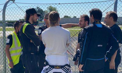 Gran Premio European Endurance Series: gara sospesa dalla direzione