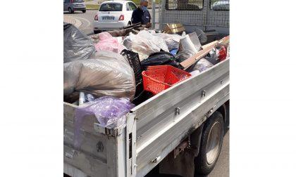 Novara beccato camion con rifiuti non tracciati: multa da 2600 euro